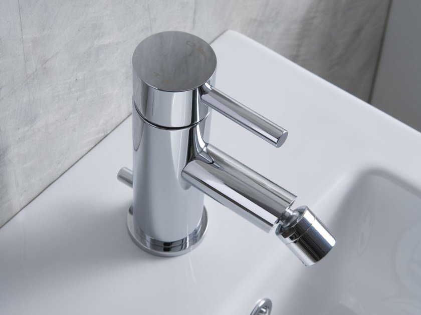Single handle 1 hole bidet mixer M.E. | Bidet mixer by Graff Europe West