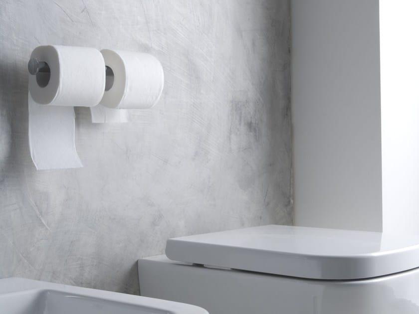 Toilet roll holder M.E.   Toilet roll holder by Graff Europe West