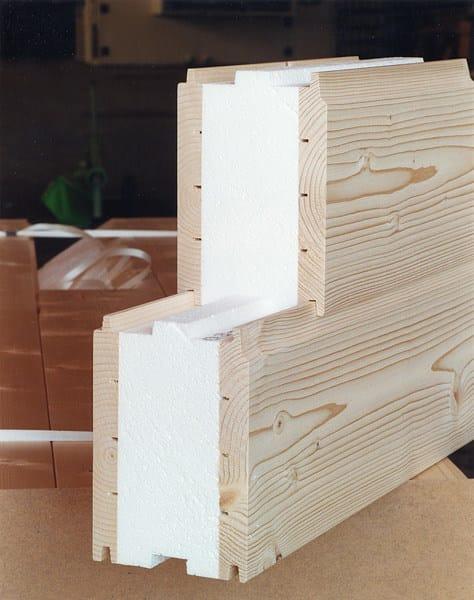 Pannello isolante autoportante in legno sapisol simonin - Isolanti per pavimenti interni ...