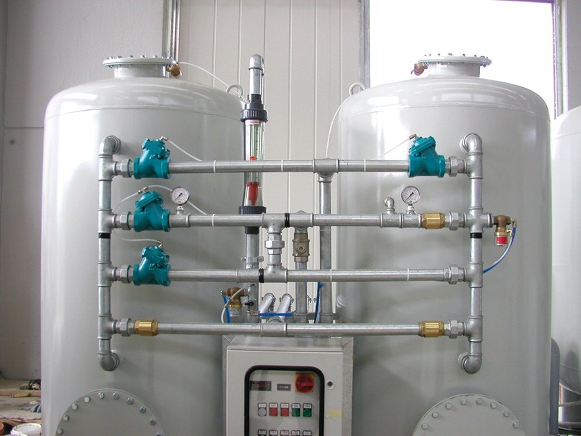Purification and disposal system Purification and disposal system - GAZEBO