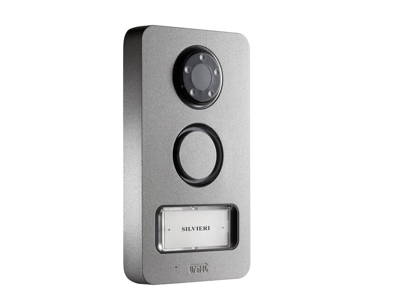 video entryphone system and equipment mikra by urmet. Black Bedroom Furniture Sets. Home Design Ideas