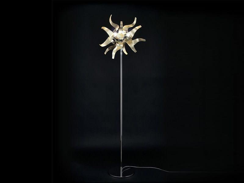 Crystal floor lamp DIVA | Floor lamp by Metal Lux