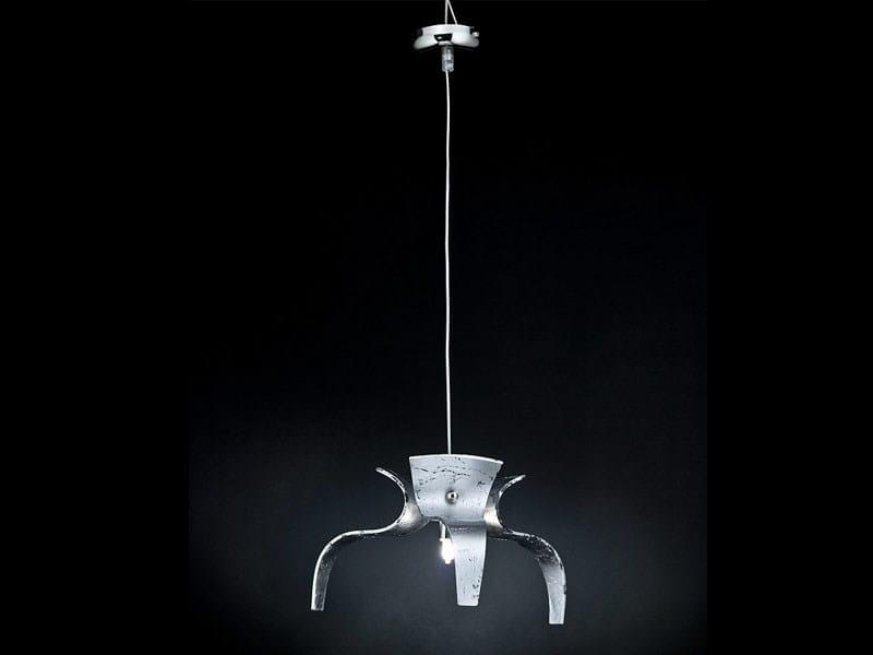 Crystal pendant lamp DIVA | Pendant lamp - Metal Lux di Baccega R. & C.