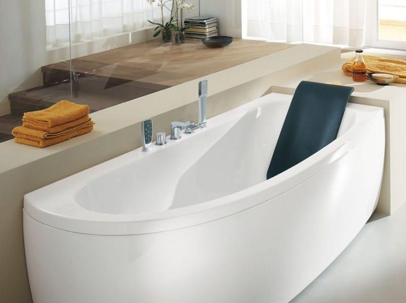 Vasca da bagno idromassaggio rettangolare armonya by teuco guzzini design angeletti ruzza design - Vasca da bagno rettangolare ...