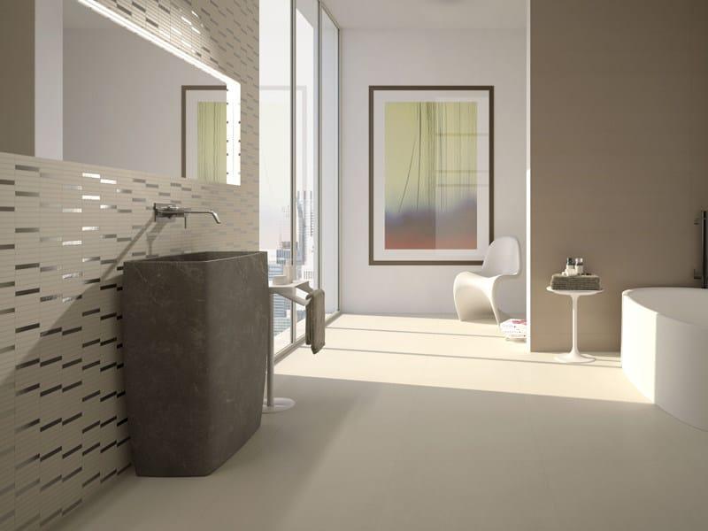Pavimento rivestimento in gres porcellanato architecture - Piastrelle casalgrande padana ...
