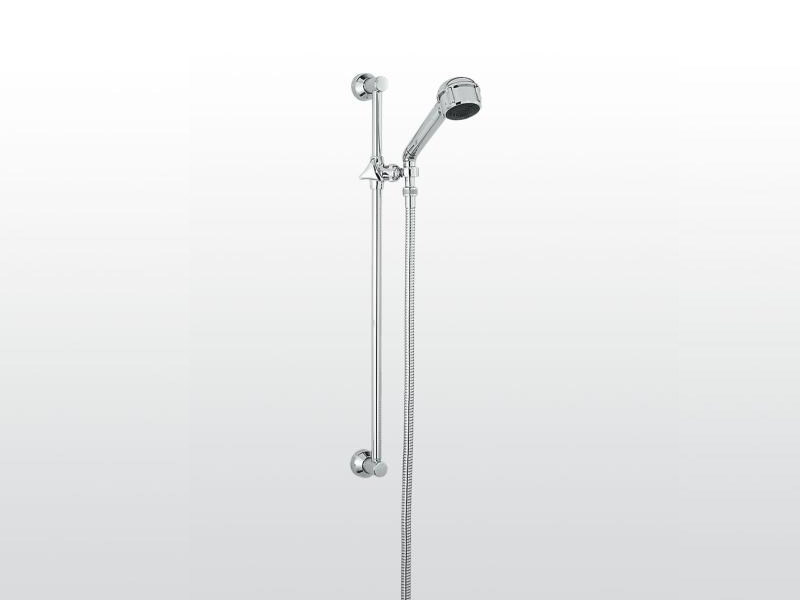 Handshower with shower wallbar Handshower with shower wallbar - RUBINETTERIE STELLA