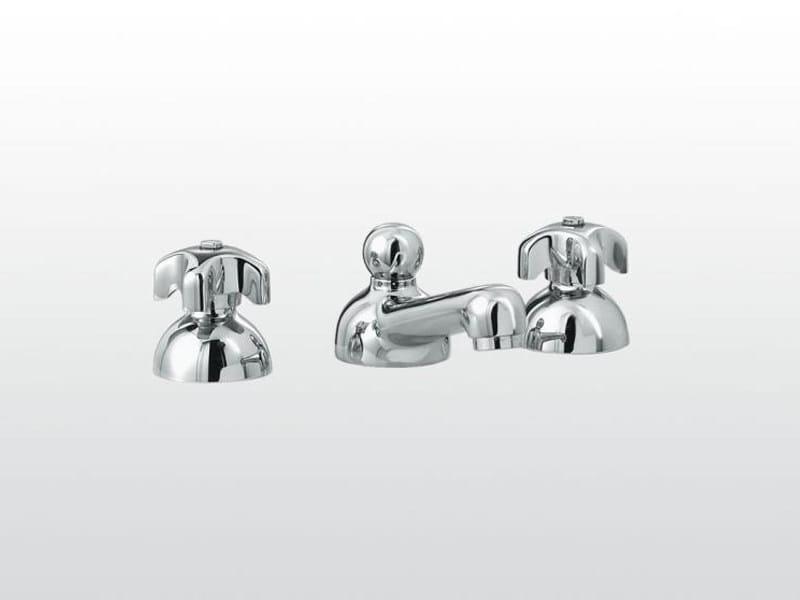 3 hole washbasin tap EMISFERO | 3224 - RUBINETTERIE STELLA
