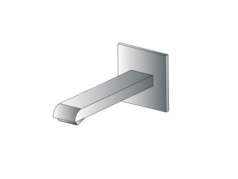 Chrome-plated sink spout CASANOVA 868 - RUBINETTERIE STELLA