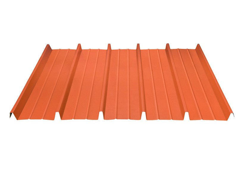 Metal sheet and panel for roof SHEETS LG 38/915 - ISOPAN