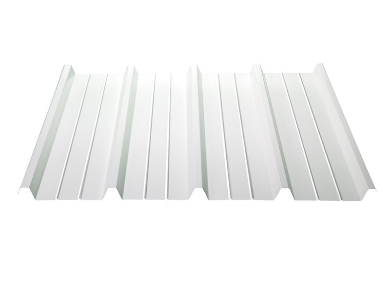 Metal sheet and panel for roof SHEETS LG 40 - 40R - ISOPAN