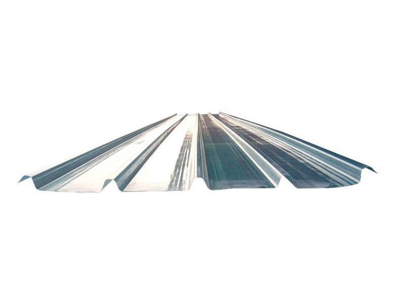 Continuous rooflight ISOLPLAST - ISOPAN