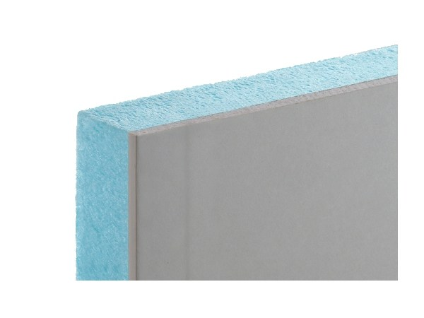 Gypsum plasterboard for thermal insulation FIBRANgyps AXps - FIBRAN