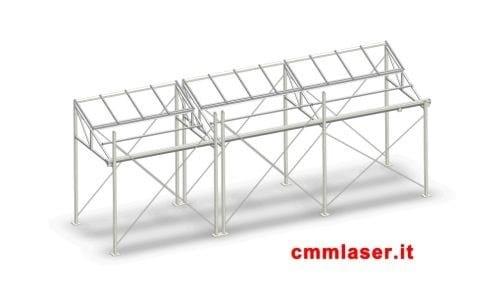 Carpenterie per settore Fotovoltaico