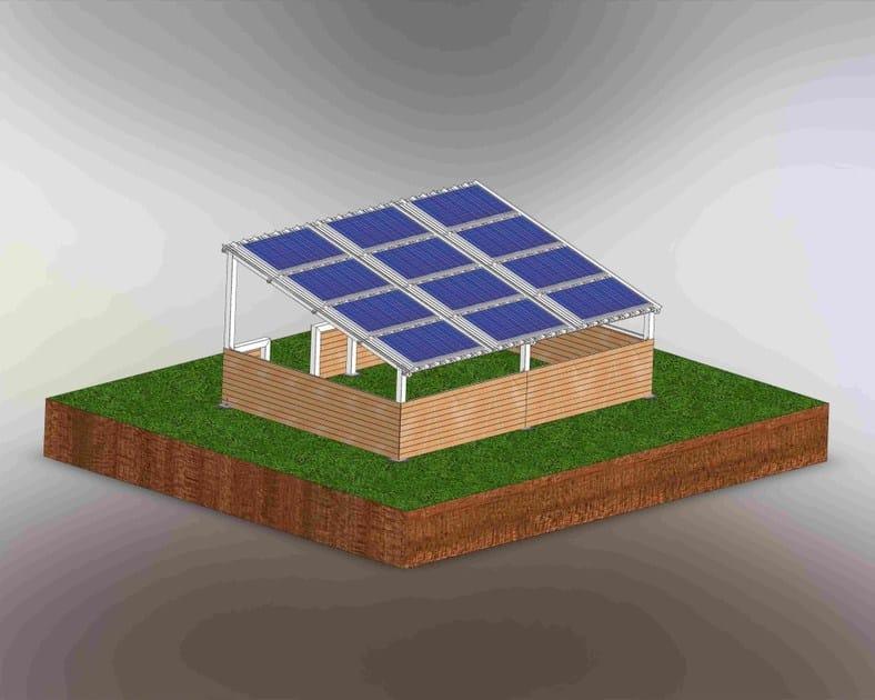CMM : Strutture in acciaio per il settore Fotovoltaico