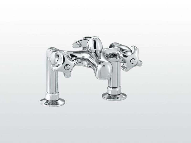 2 hole bathtub tap EMISFERO | 3267RG - RUBINETTERIE STELLA