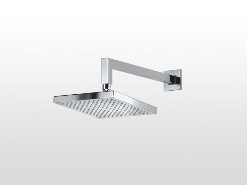 Wall-mounted overhead shower with arm Wall-mounted overhead shower - RUBINETTERIE STELLA