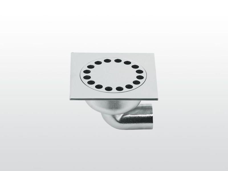 Shower channel Piletta sifoide a pavimento - RUBINETTERIE STELLA