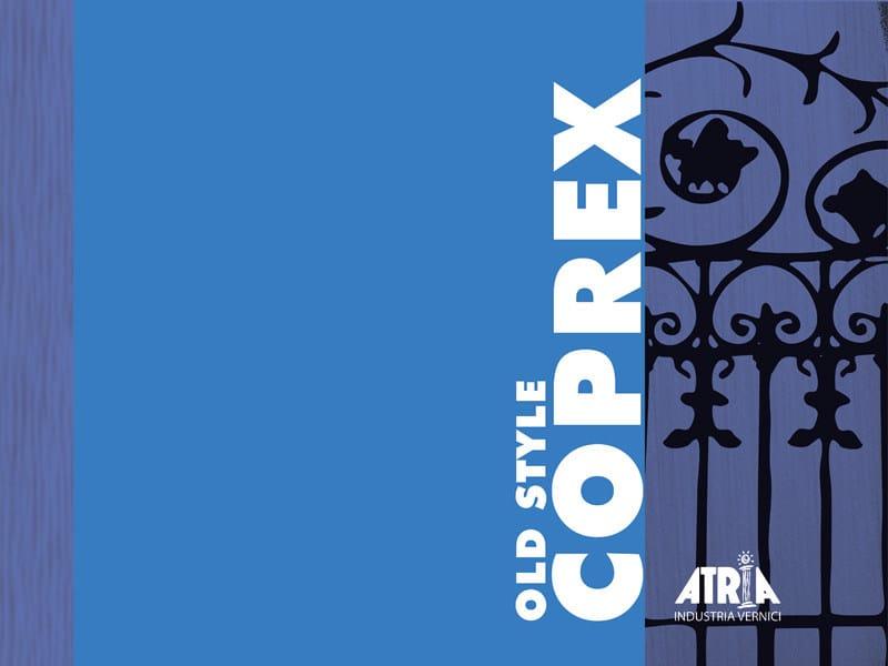 Enamel COPREX OLD STYLE GRANA GROSSA by COLORIFICIO ATRIA