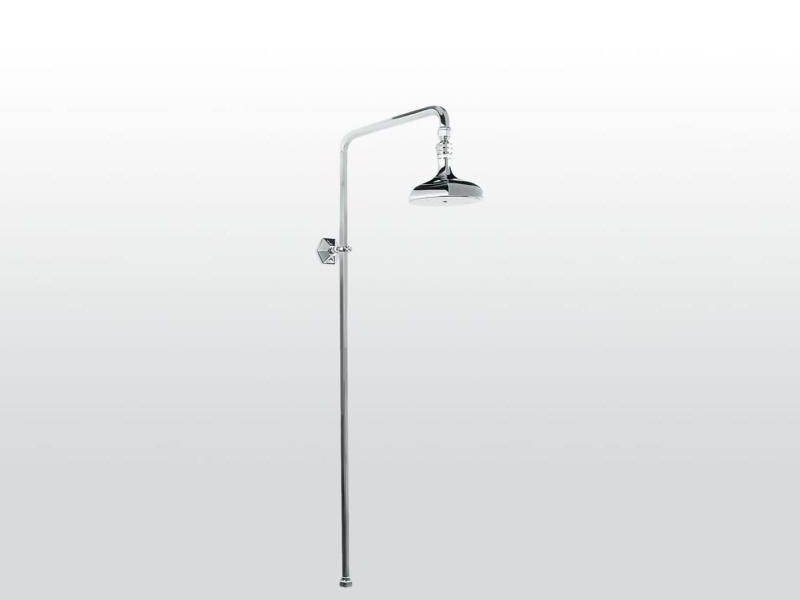 Overhead shower with arm ECCELSA 301EC318A - RUBINETTERIE STELLA