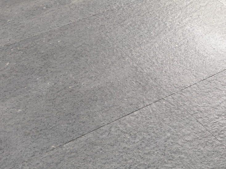 Pavimento rivestimento in gres porcellanato a tutta massa effetto pietra pietre high tech - Piastrelle fine serie ...