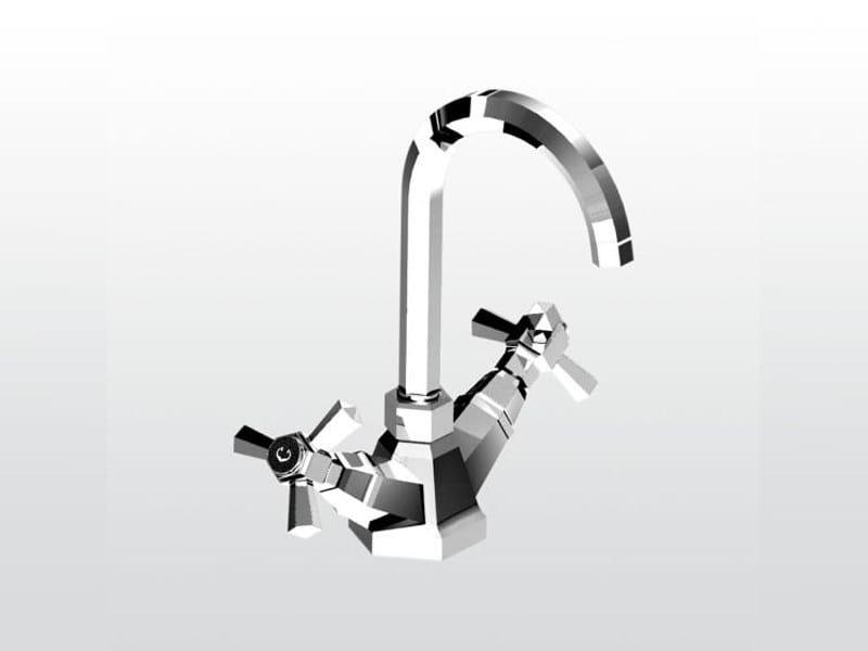 Washbasin tap ECCELSA 3217 by RUBINETTERIE STELLA