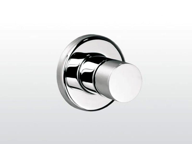 Chrome-plated single handle shower mixer BAMBOO | 329MC - RUBINETTERIE STELLA