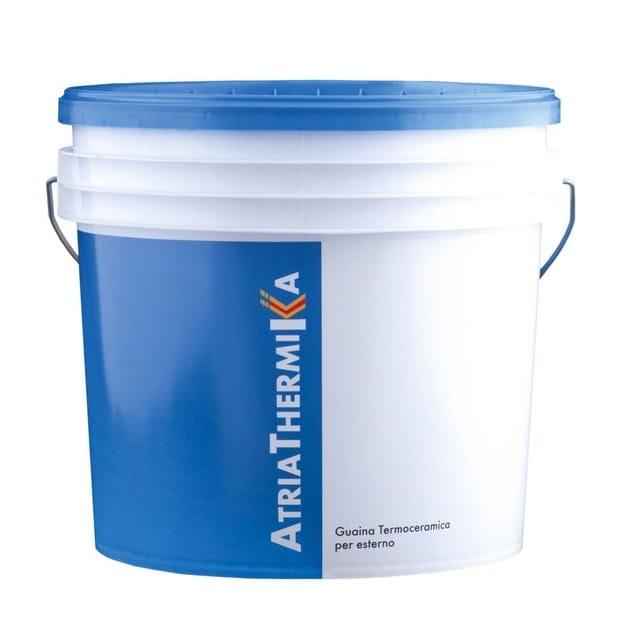 In situ liquid membrane ATRIATHERMIKA Guaina termoisolante - COLORIFICIO ATRIA