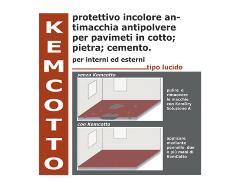 Flooring protection KEMCOTTO - COLORIFICIO ATRIA