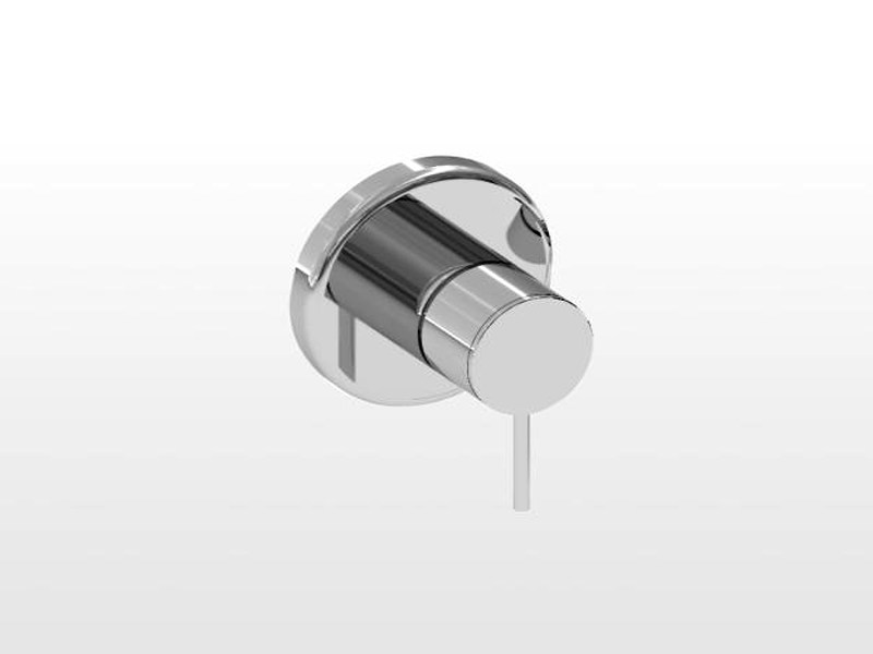 Chrome-plated single handle shower mixer LUCILLA | 3292MC by RUBINETTERIE STELLA