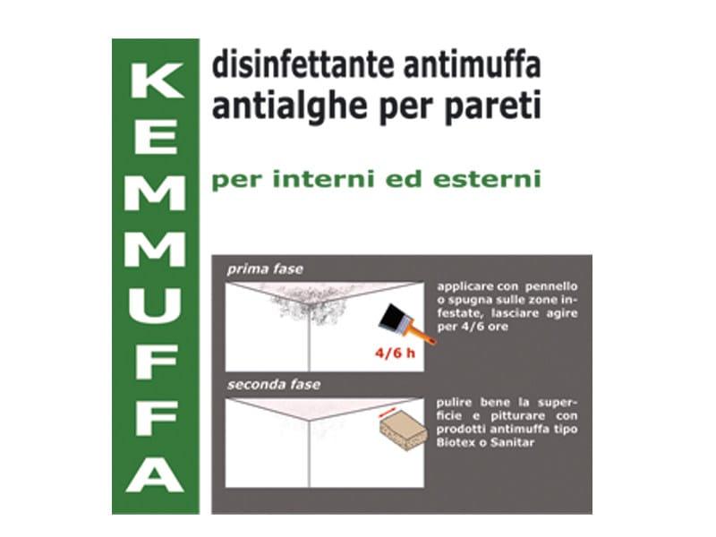 Mould remover KEM MUFFA - COLORIFICIO ATRIA