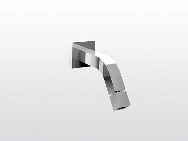 Wall-mounted sink spout BAMBOO QUADRO 868 - RUBINETTERIE STELLA