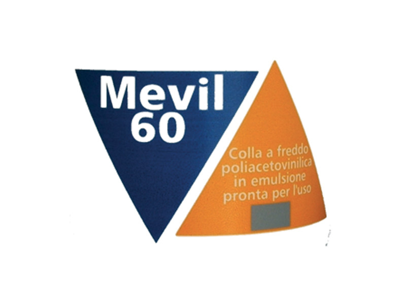 Glue and mastic MEVIL 60 - COLORIFICIO ATRIA