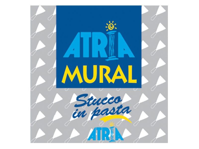 Gypsum and decorative stucco ATRIAMURAL - COLORIFICIO ATRIA