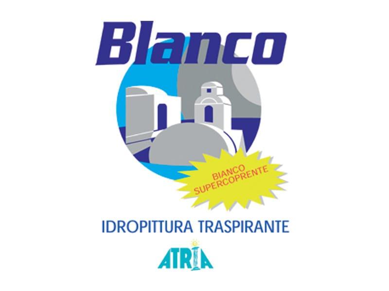 Breathable water-based paint BLANCO - COLORIFICIO ATRIA