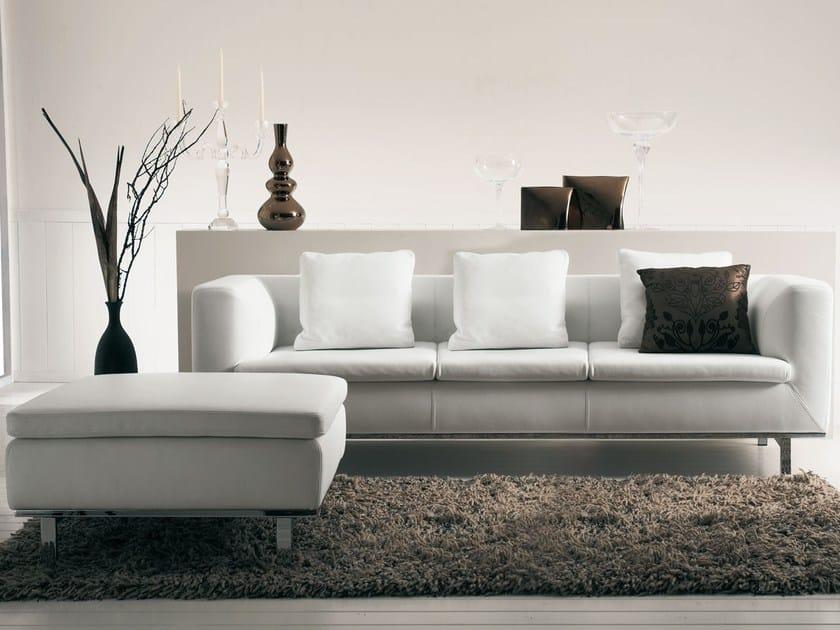 3 seater sofa MALDIVE - ITALY DREAM DESIGN - Kallisté