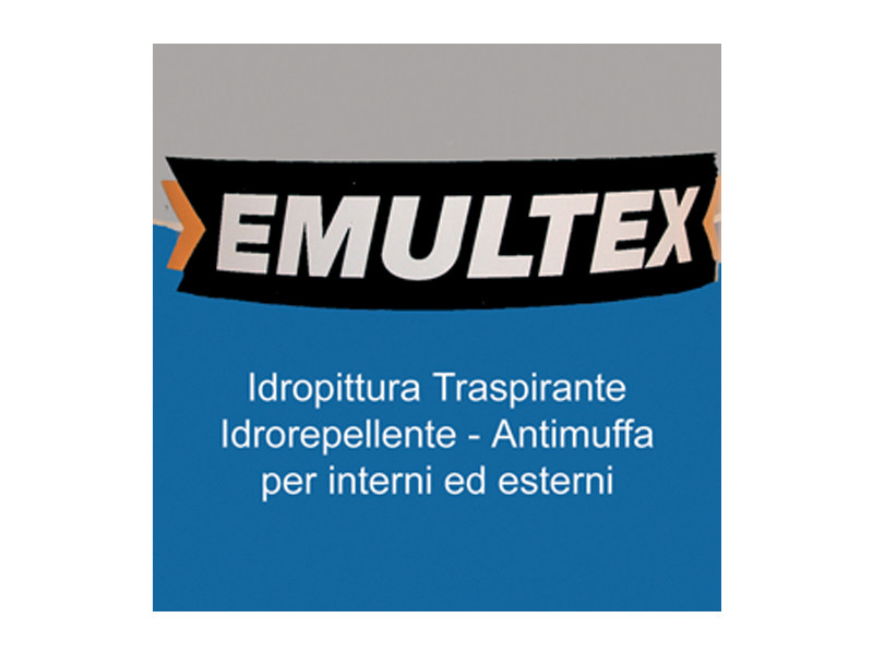 Breathable water-based paint EMULTEX - COLORIFICIO ATRIA