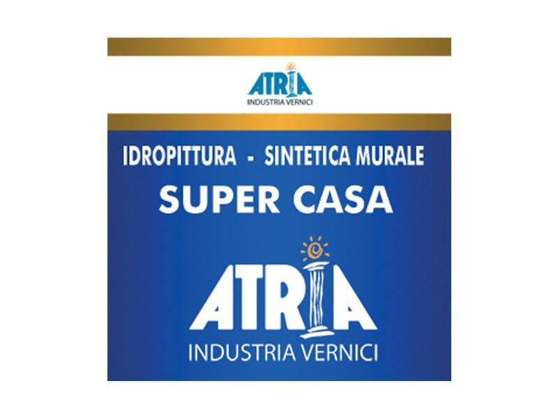Washable water-based paint SUPERCASA - COLORIFICIO ATRIA