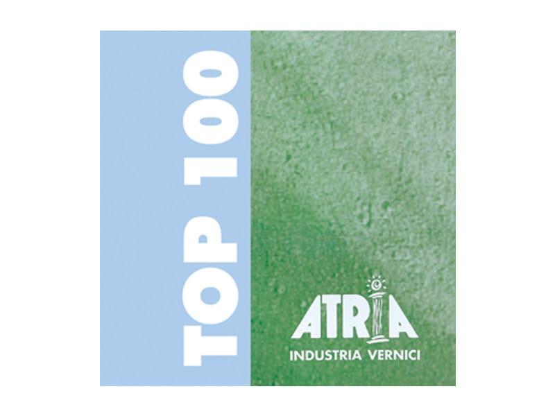 Washable water-based paint TOP 100 - COLORIFICIO ATRIA