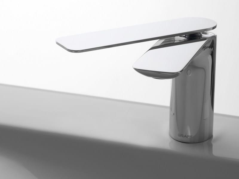 1 hole washbasin mixer SENTO | Washbasin mixer - Graff Europe West