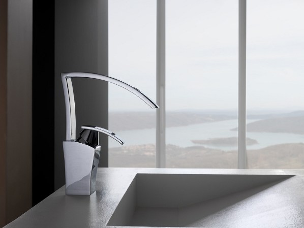 1 hole washbasin mixer WABI | 1 hole washbasin mixer - Gattoni Rubinetteria