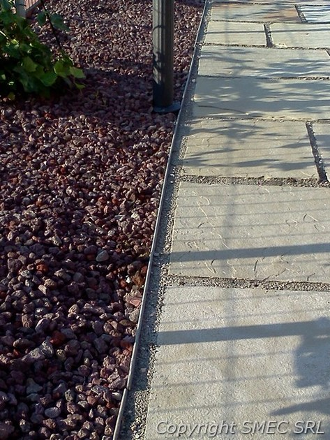 Metal lawn edging Lawn edging - SMEC