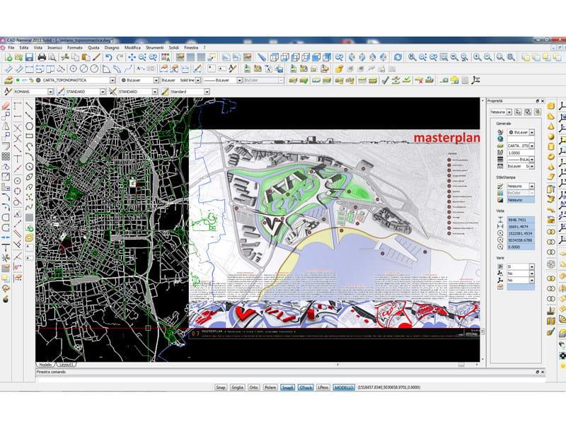Disegno tecnico cad 2d 3d cad namirial edilizia namirial for Software di progettazione edilizia