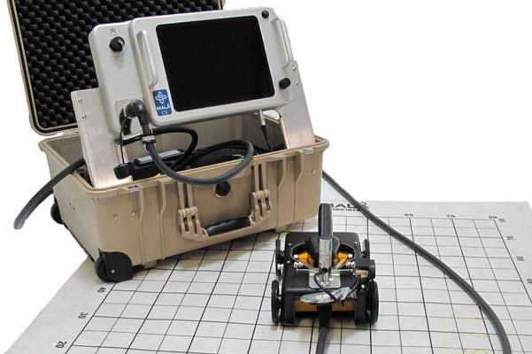 Instrumentation for ground penetrating radar survey of structures Mala GPR CX IMAGING SYSTEM - NOVATEST
