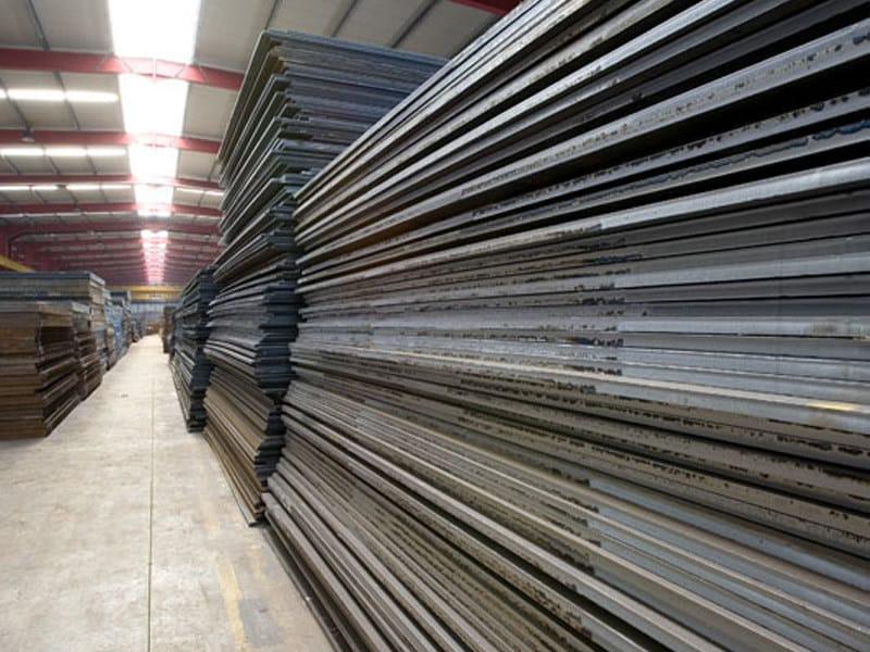 Metal sheet Steel plates - MANNI SIPRE