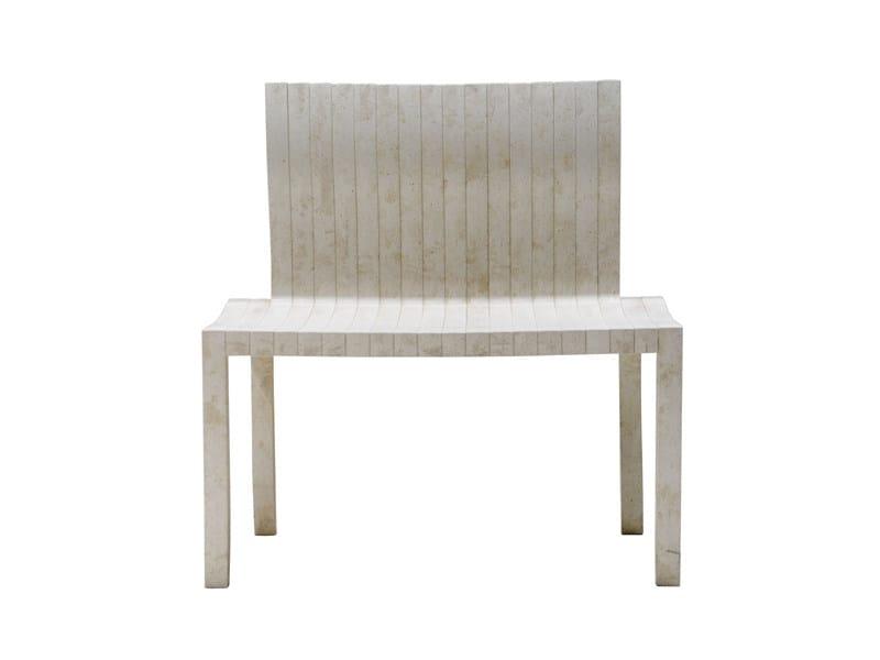 Modular wooden bench 10 - UNIT SYSTEM - Artek