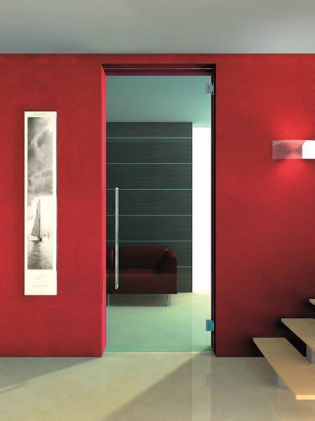 GLASS PORTE Porta senza telaio by Vetraria Pescini