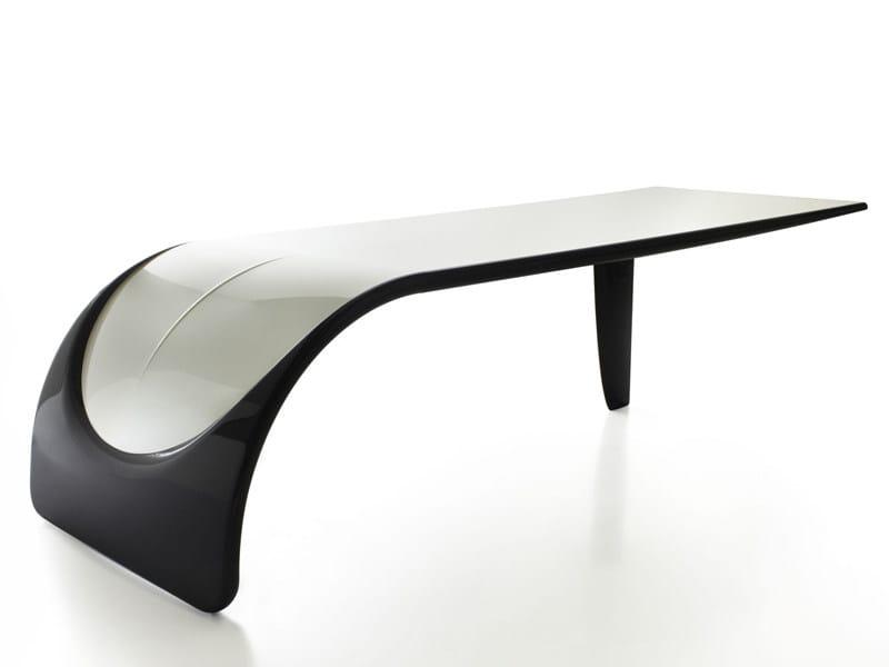 Aluminium table VS8 - Borella Design