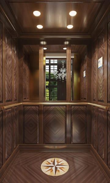 miniascensore he 7 thyssenkrupp encasa. Black Bedroom Furniture Sets. Home Design Ideas