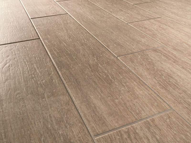 Porcelain stoneware flooring with wood effect HABITAT - MARAZZI