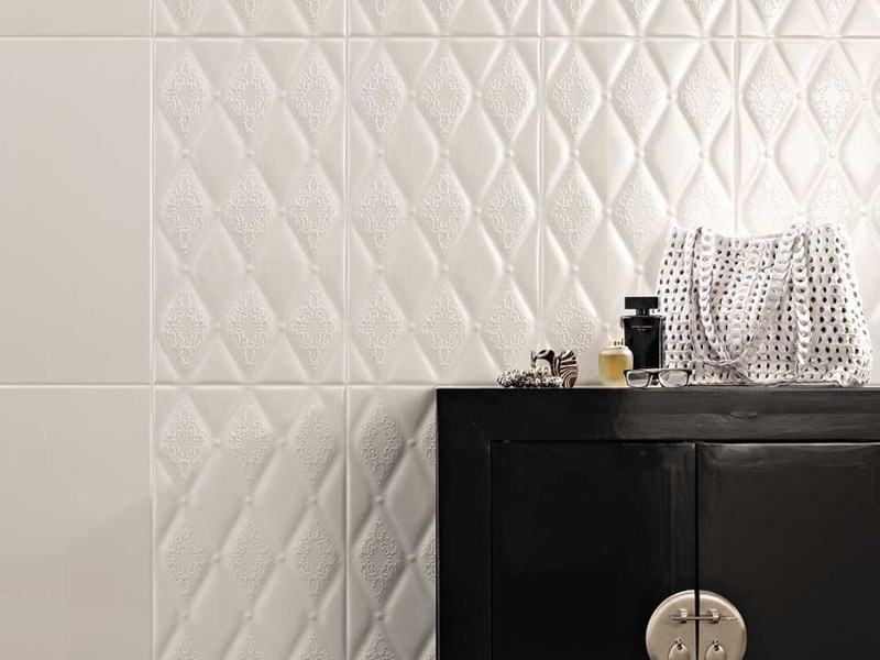 White-paste wall tiles PALACE - MARAZZI